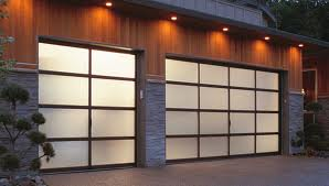 Glass Garage Doors Burnaby